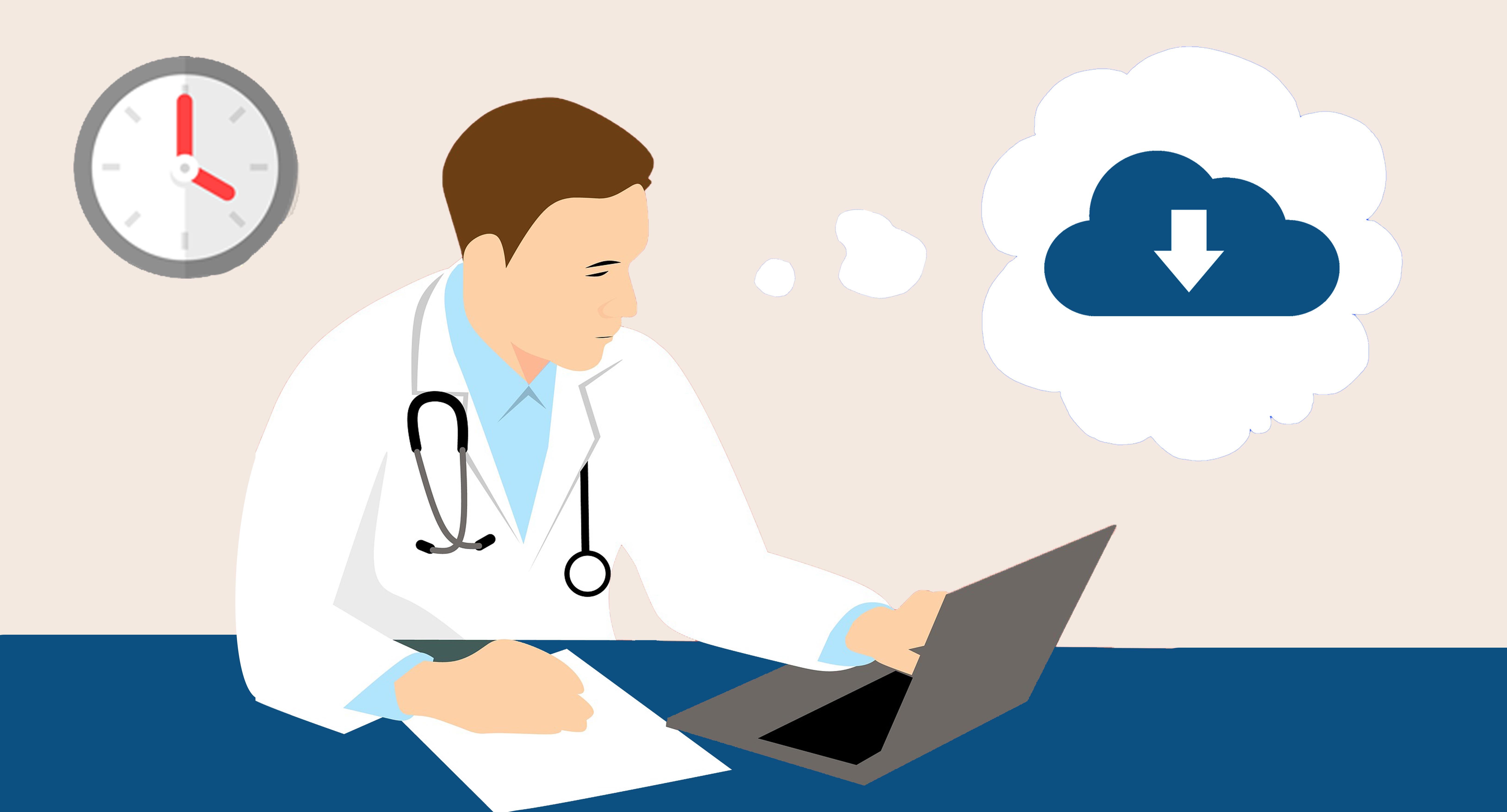 Perché il Cloud è la soluzione definitiva per il tuo studio medico