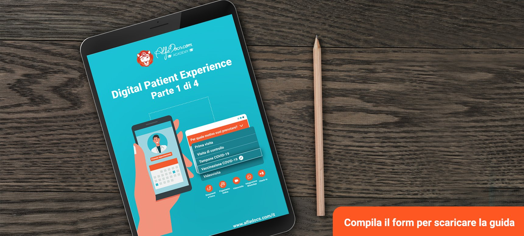 Digital patient experience